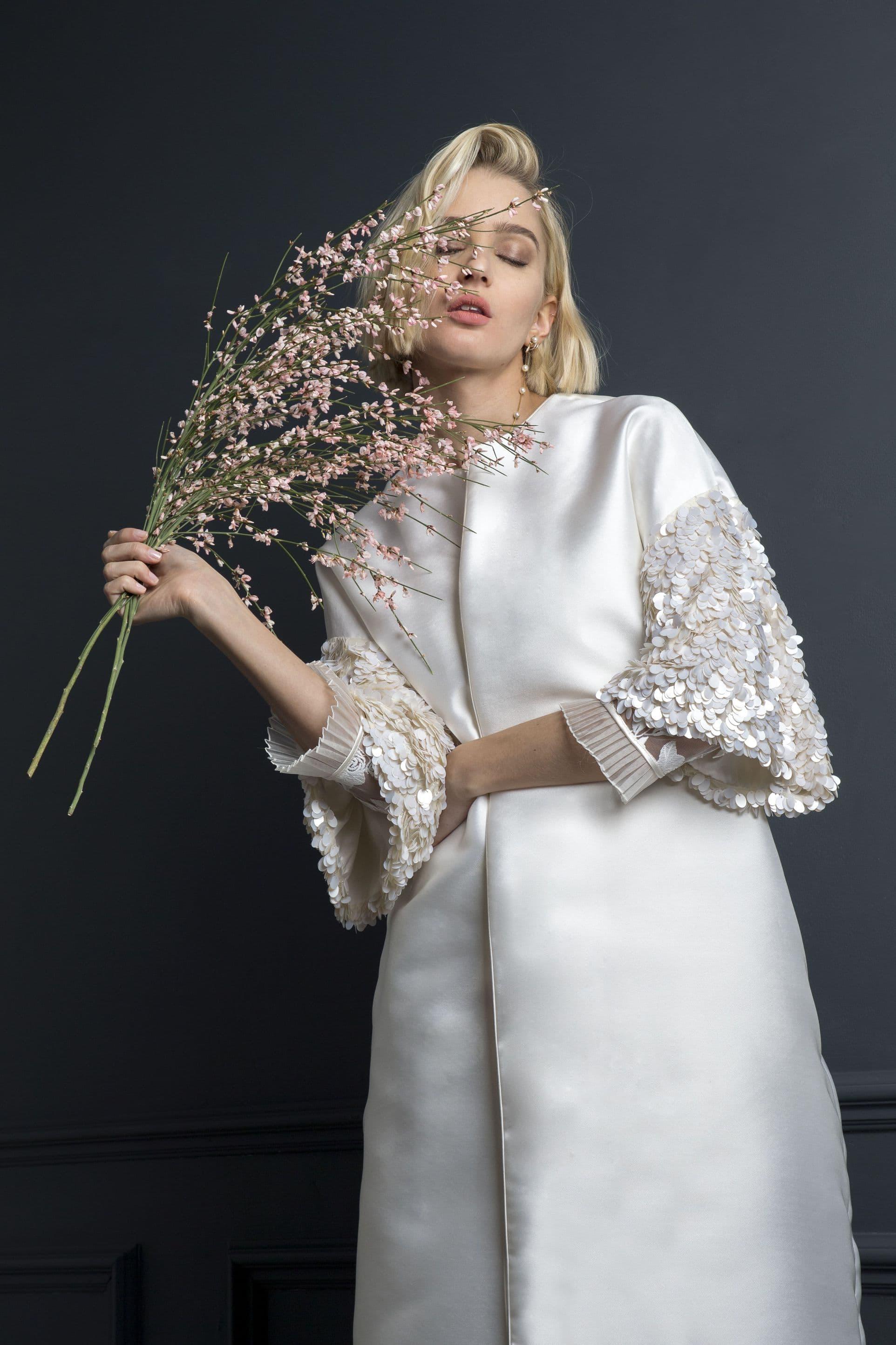 Bridal Jackets And Boleros Wedding Dresses Shop In Paris Metal