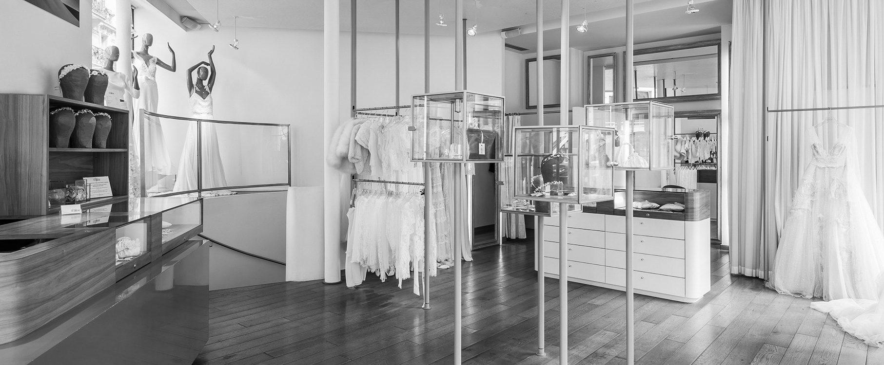 magasin robes de mariee createur paris