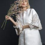robe de mariee createur halfpenny london chez metal flaque a paris