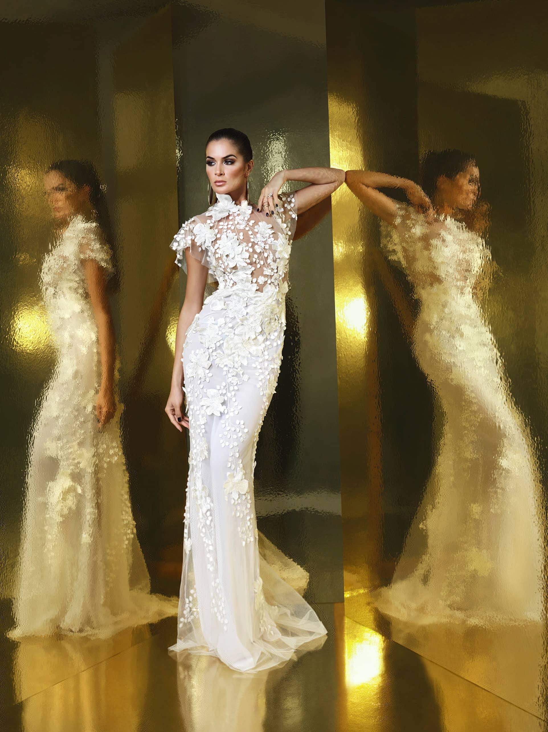 88a79abb9aa Thibaut Lauvergne wedding dresses in Paris - Metal Flaque Bridal Shop