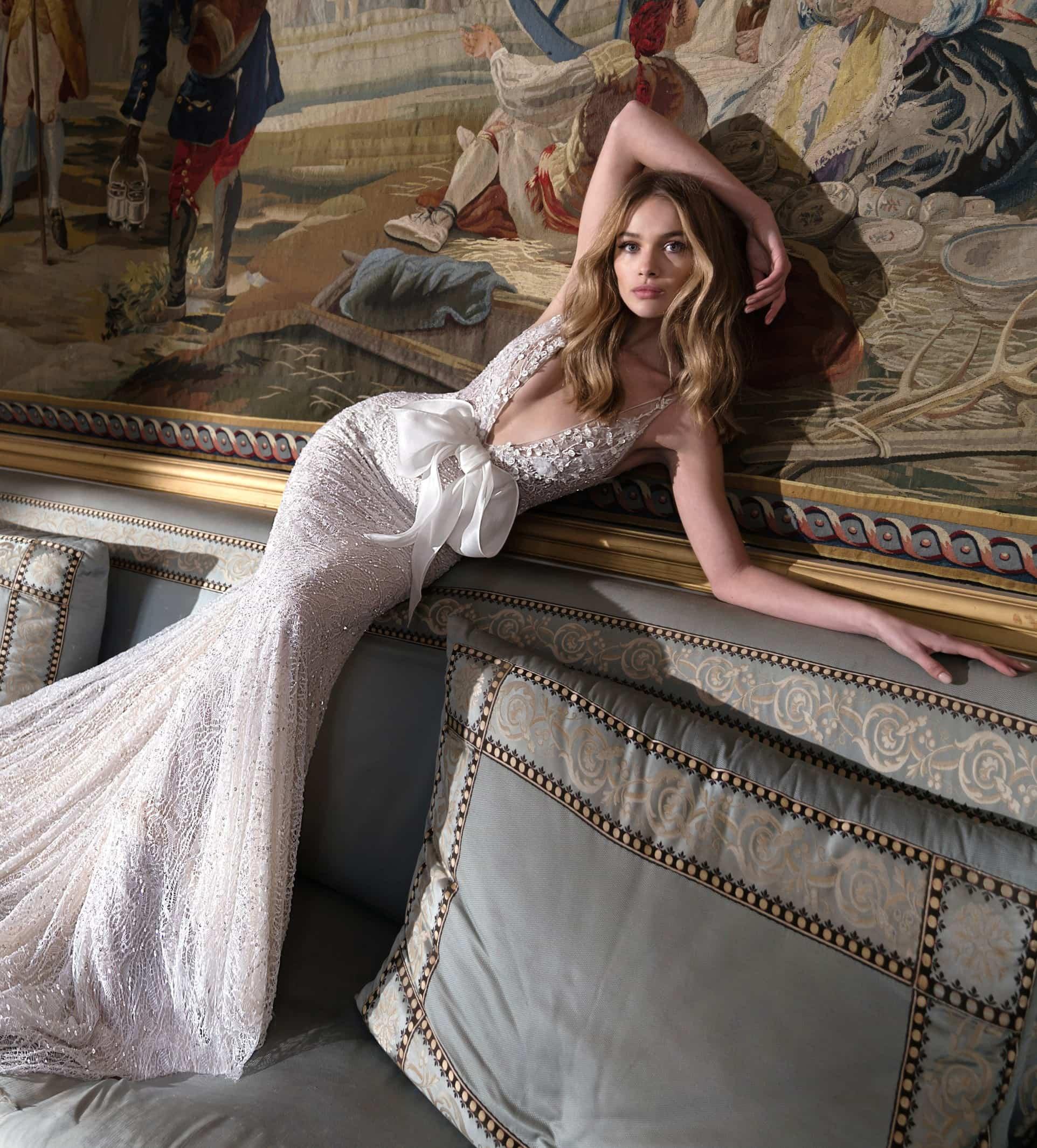 Inbal Dror Wedding Gowns: Inbal Dror Wedding Dresses In Paris