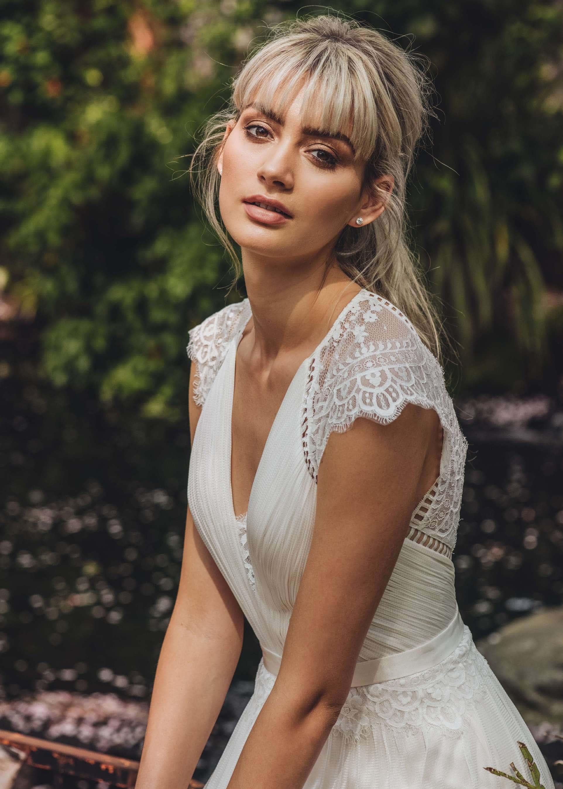 Catherine Deane Wedding Dresses In Paris Metal Flaque