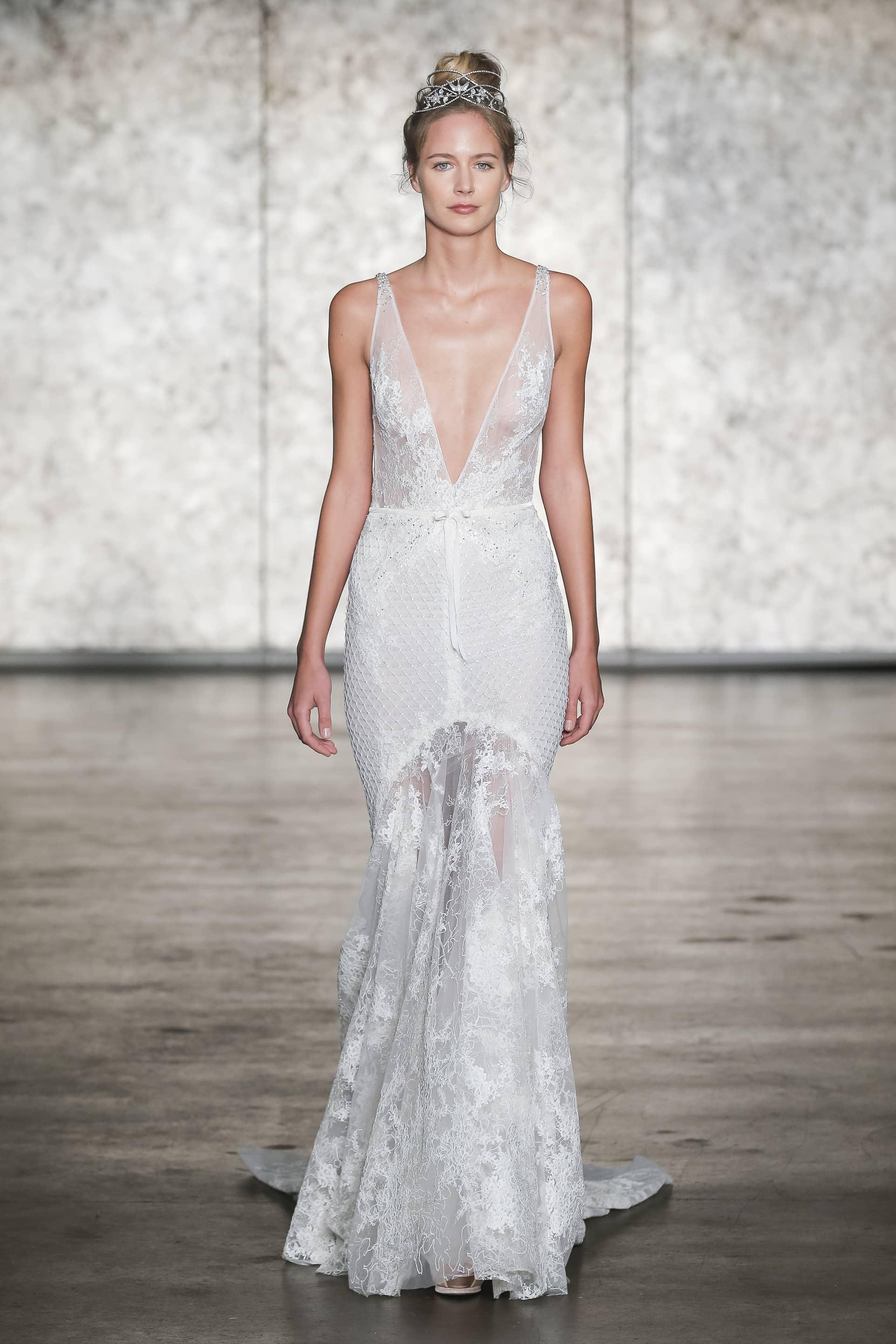 Wedding Dresses Samples In Paris Metal Flaque Bridal Shop
