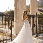 robe de mariee createur berta chez metal flaque a paris