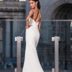 robe de mariee createur justin alexander signature chez metal flaque a paris