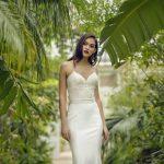 robe de mariee createur catherine deane chez metal flaque a paris