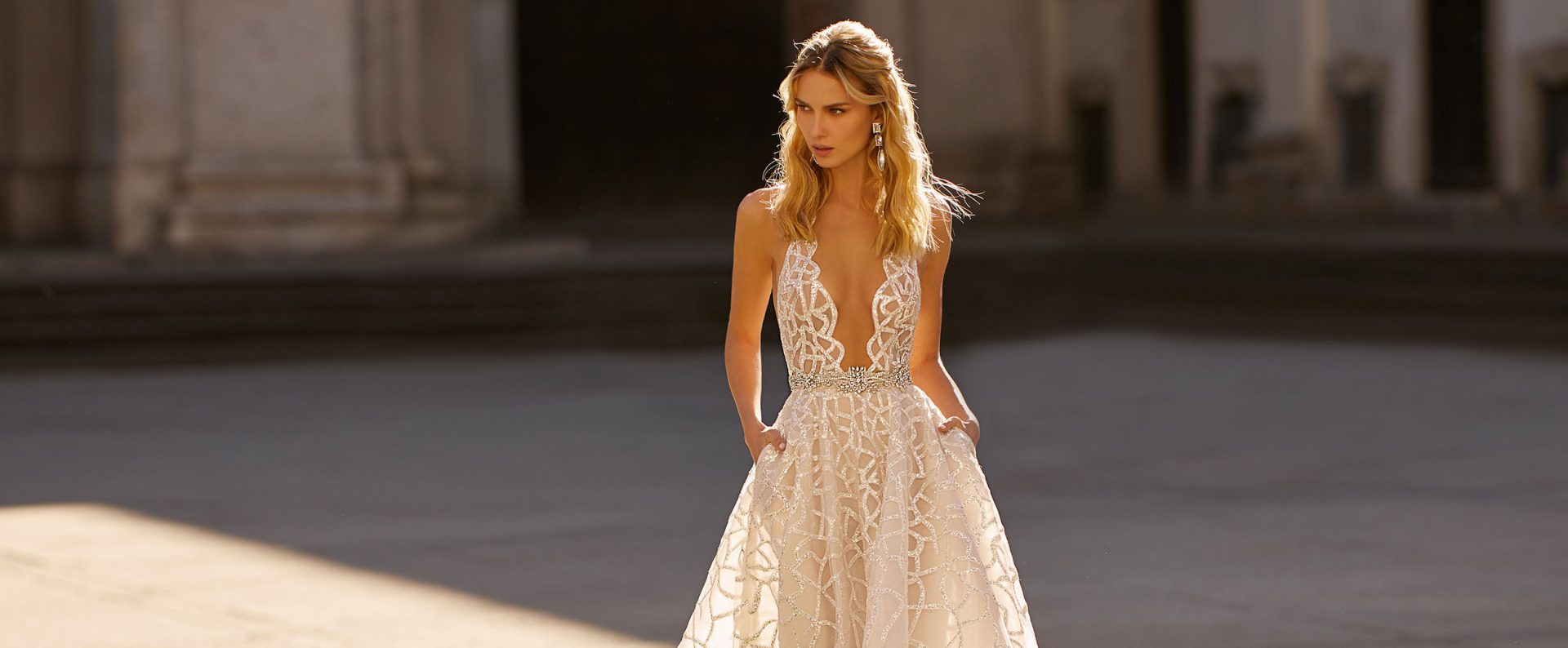 berta wedding dress paris