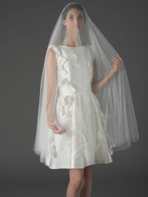 accessoire-mariee-voile-avec-rabat-court-soie